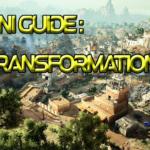 Mini Guide: Transformation [Connaissances: Néophyte]